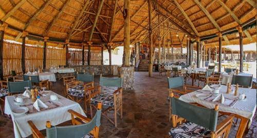 Ruaha River Lodge