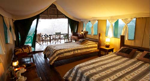 Vuma Hill Tented Camp